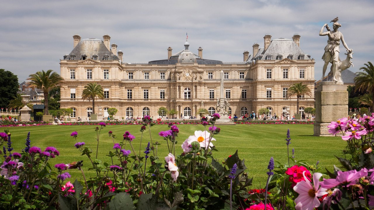 Luxembourg Gardens, Places to visit in Paris, France ...
