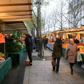 Marché Bastille, Places to visit in Paris, France