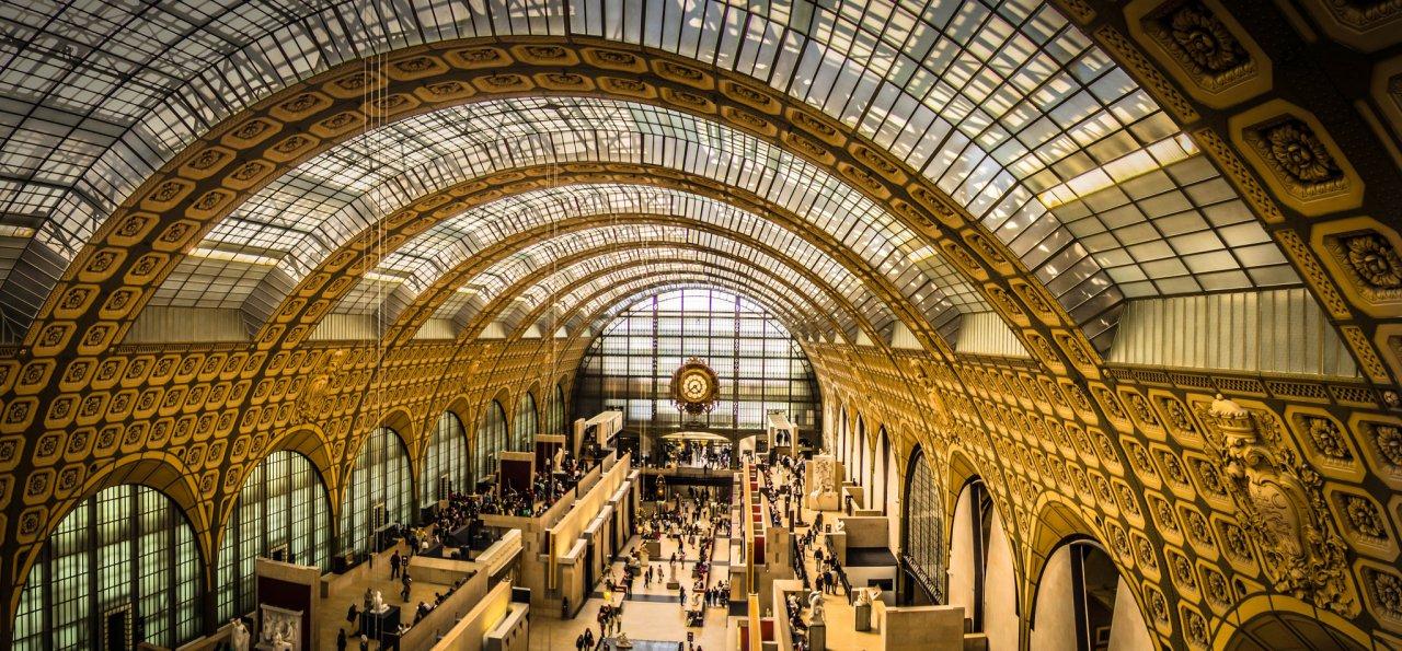Musée d'Orsay, Places to visit in Paris, France