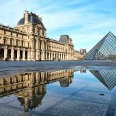 Musée du Louvre, Places to visit in Paris, France
