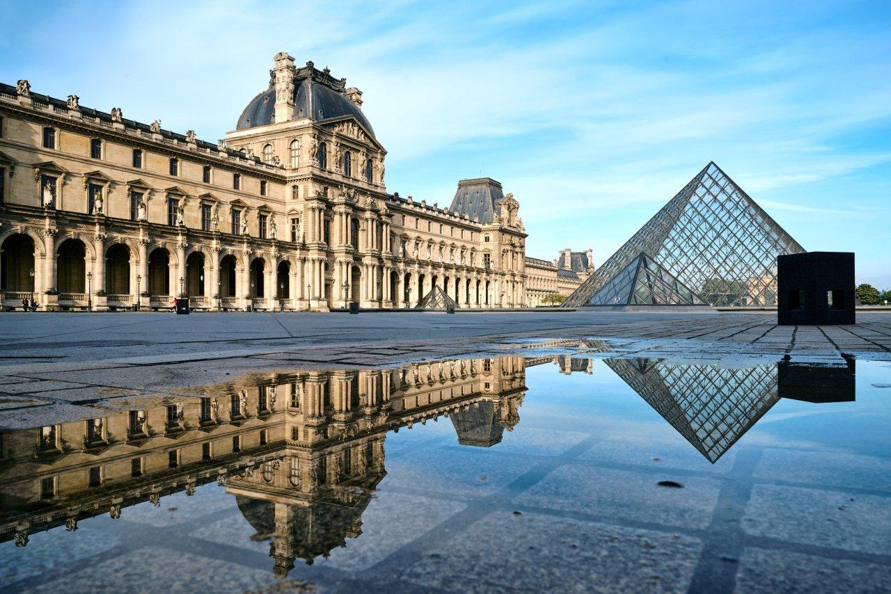 Musée du Louvre, Places to visit in Paris, France
