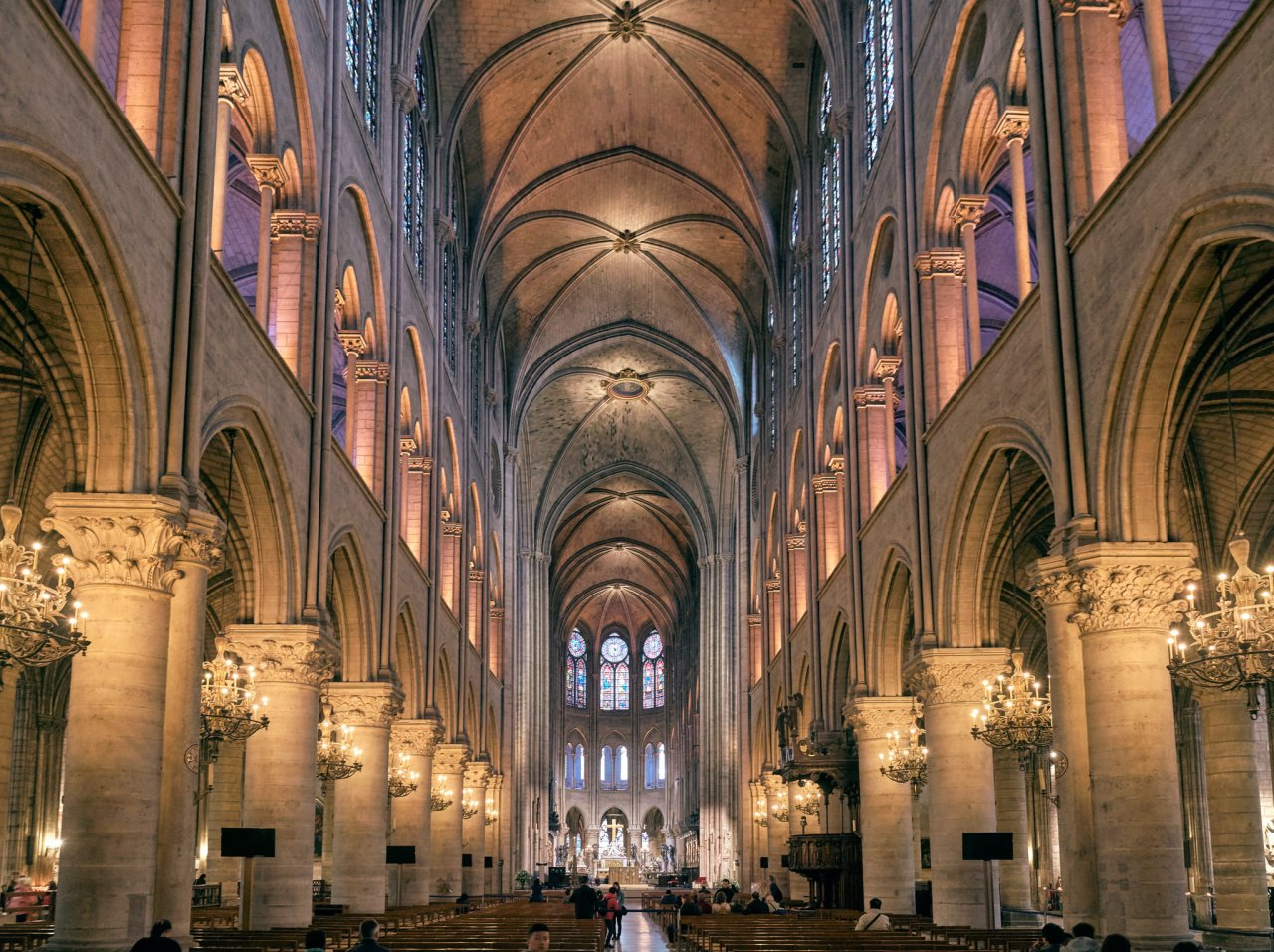 Notre-Dame Cathedral, Places to visit in Paris, France