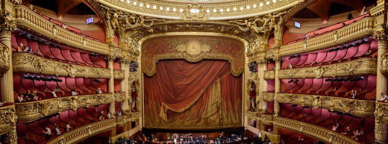 Palais Garnier, Places to visit in Paris, France