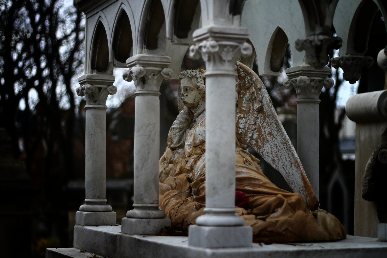 Pere-Lachaise Cemetery, Places to visit in Paris, France