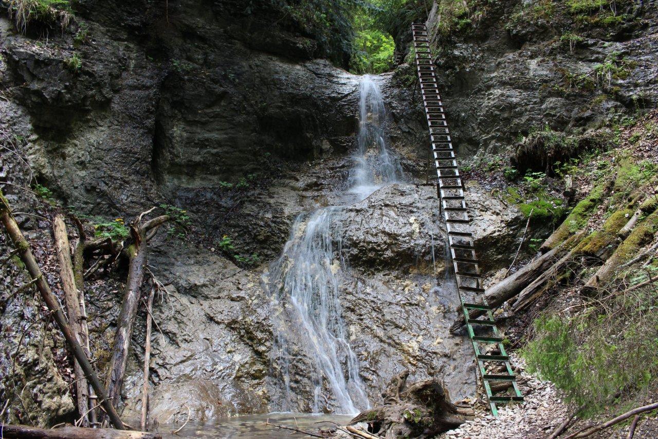 Piecky Gorge, Slovak Paradise National Park, Slovakia 4