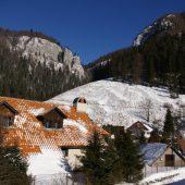Stratená village, Slovak Paradise National Park, Slovakia
