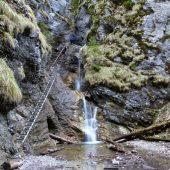 Suchá Belá gorge, Slovak Paradise National Park, Slovakia