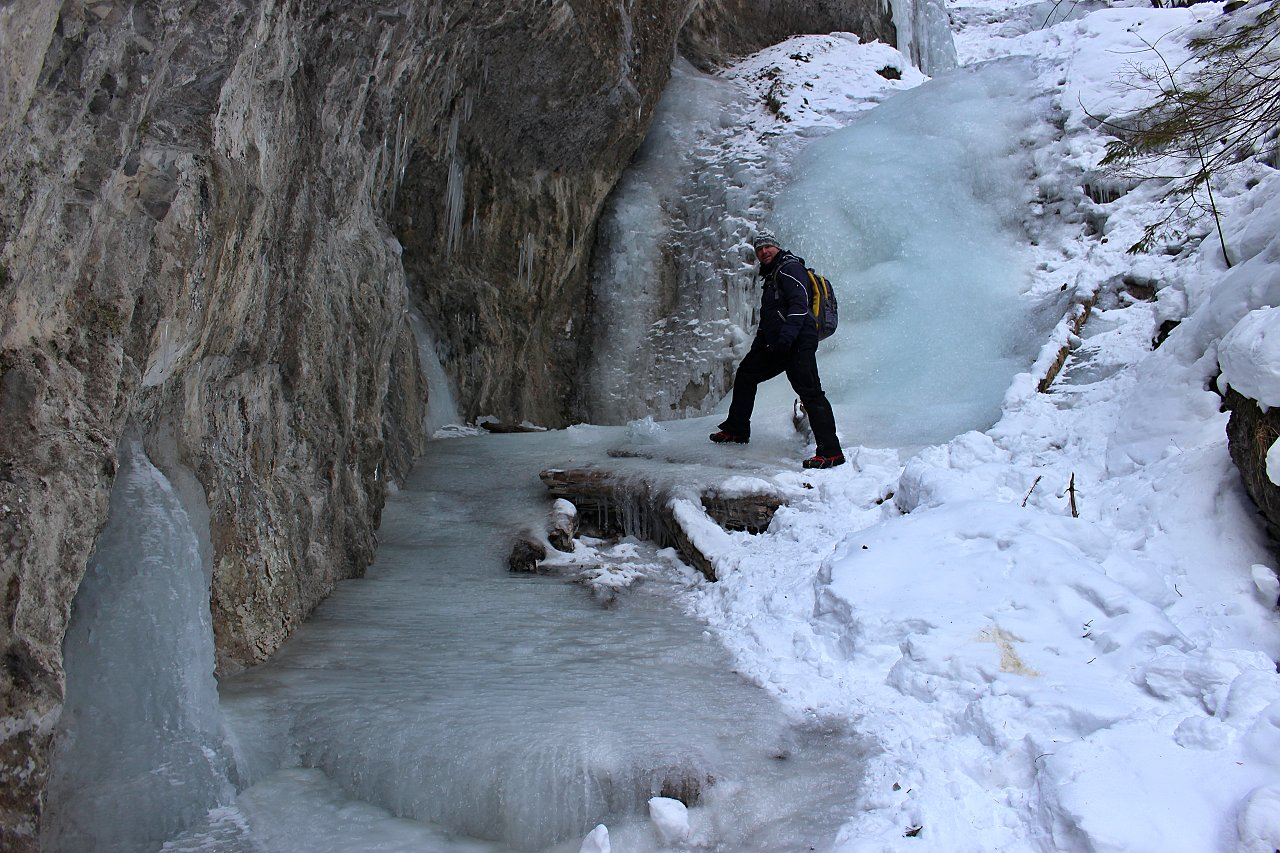 Suchá Belá gorge, Slovak Paradise National Park, Slovakia 5