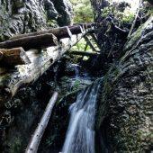 Veľký sokol gorge, Slovak Paradise National Park, Slovakia 2