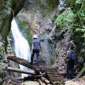 Veľký sokol gorge, Slovak Paradise National Park, Slovakia 4