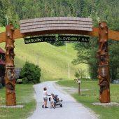 Welcome to the Slovak Paradise National Park, Slovakia