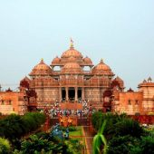 Akshardham Temple, Top tourist attractions in Delhi