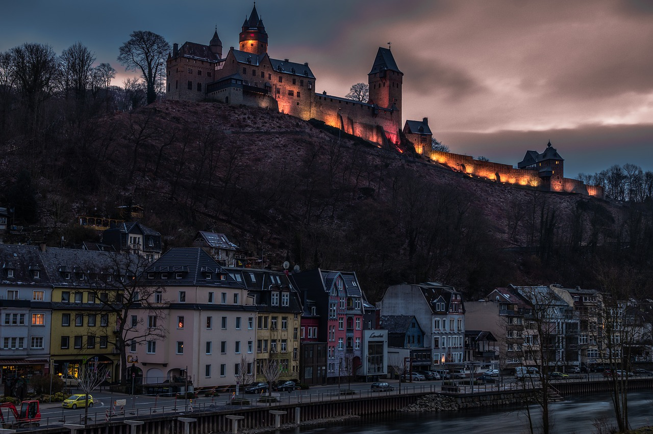 Altena Castle, Castles in Germany