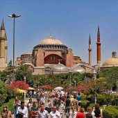 Aya Sofya, Top tourist attractions in Istanbul
