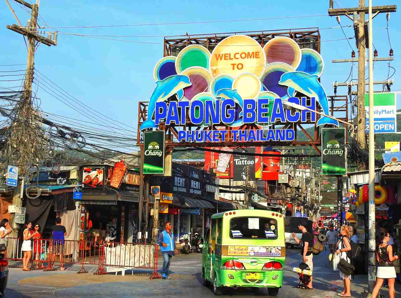 Bangla Road Nightlife, Patong Beach, Top tourist attractions in Phuket