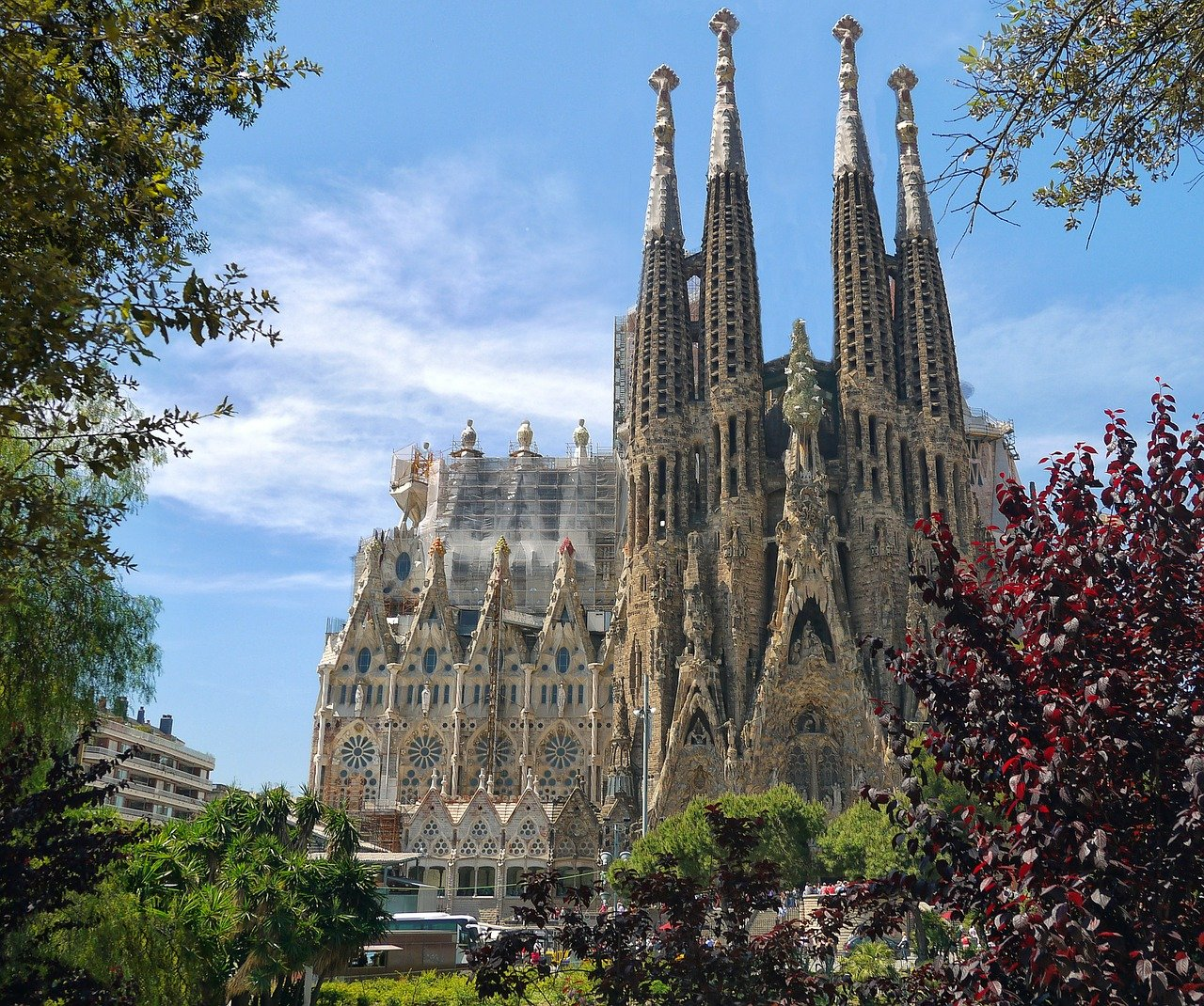 Barcelona, Spain, Most Visited Cities in the World