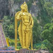 Batu Caves, Top tourist attractions in Kuala Lumpur
