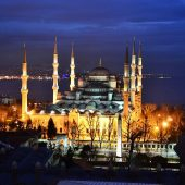 Blue Mosque, Top tourist attractions in Istanbul