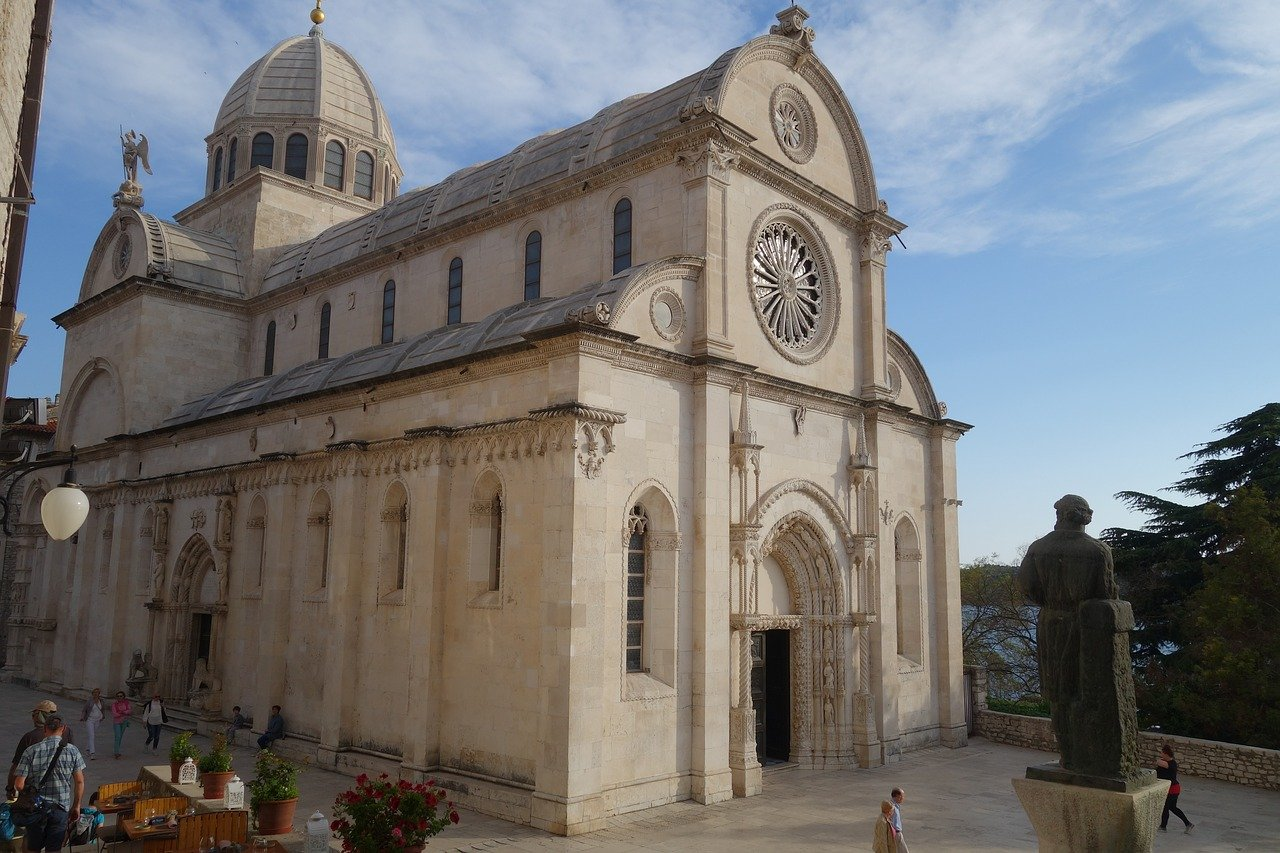 Cathedral of St James in Šibenik, Best places to visit in Croatia