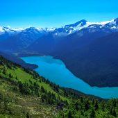Cheakamus Lake, Canada