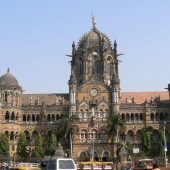 Chhatrapati Shivaji Terminus railway station, Top tourist attractions in Mumbai