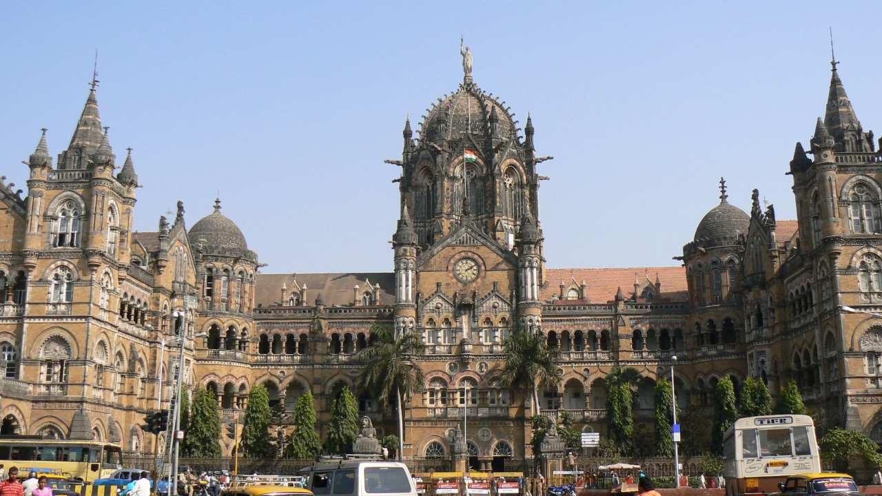 Chhatrapati Shivaji Terminus railway station, Top tourist attractions in Mumbai