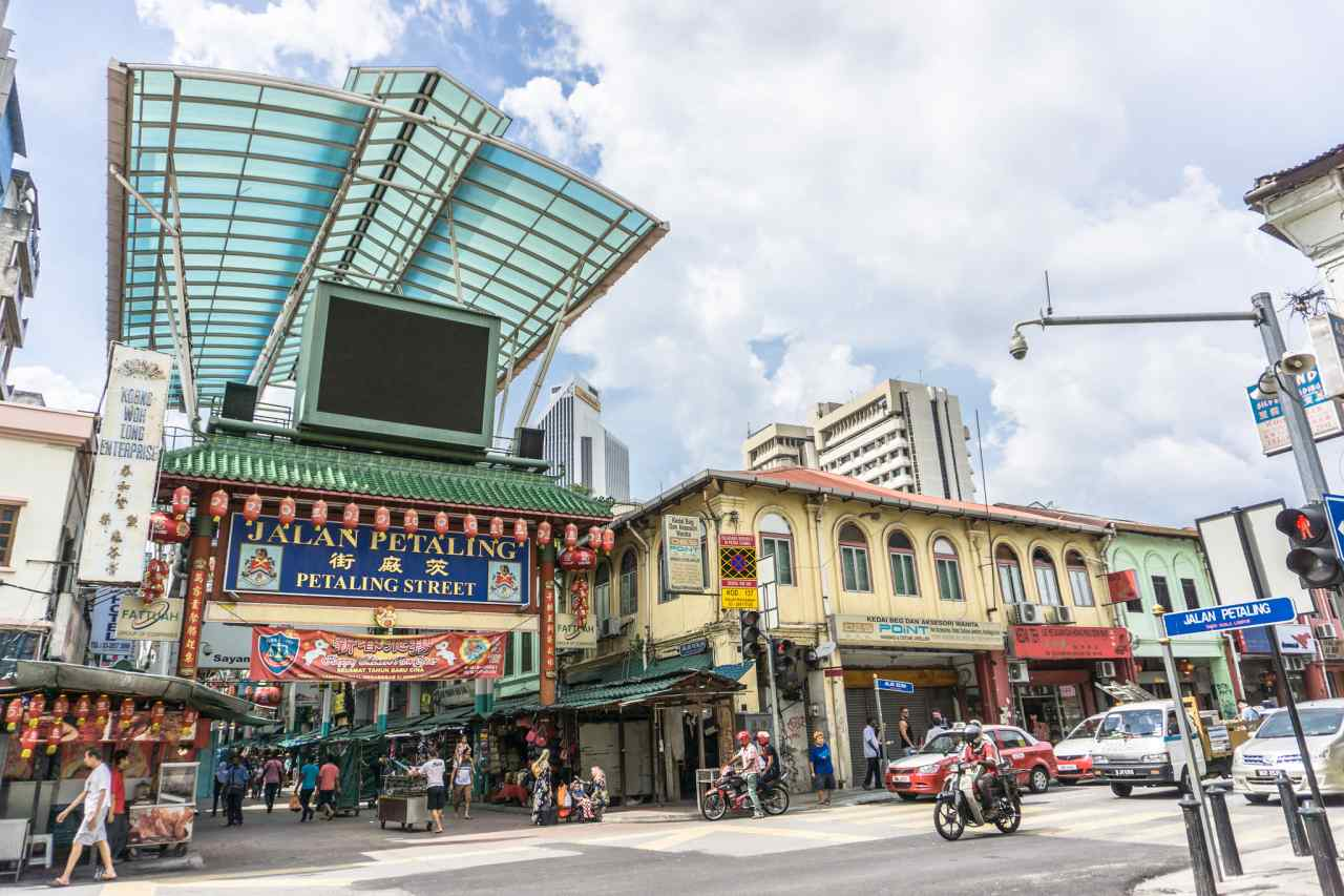 Chinatown, Top tourist attractions in Kuala Lumpur