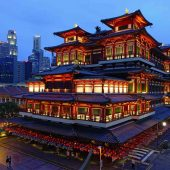 Chinatown, Top tourist attractions in Singapore
