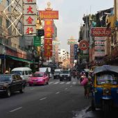 Chinatown (Yaowarat), Top tourist attractions in Bangkok