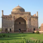 Chini Ka Roza mausoleum, India