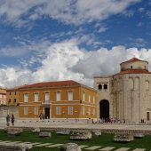 Church of St Donatus, Zadar, Best places to visit in Croatia