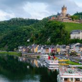 Cochem Castle, Castles in Germany