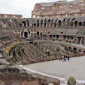 Colosseum, Top tourist attractions in Rome