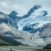 Columbia Icefield, Canada