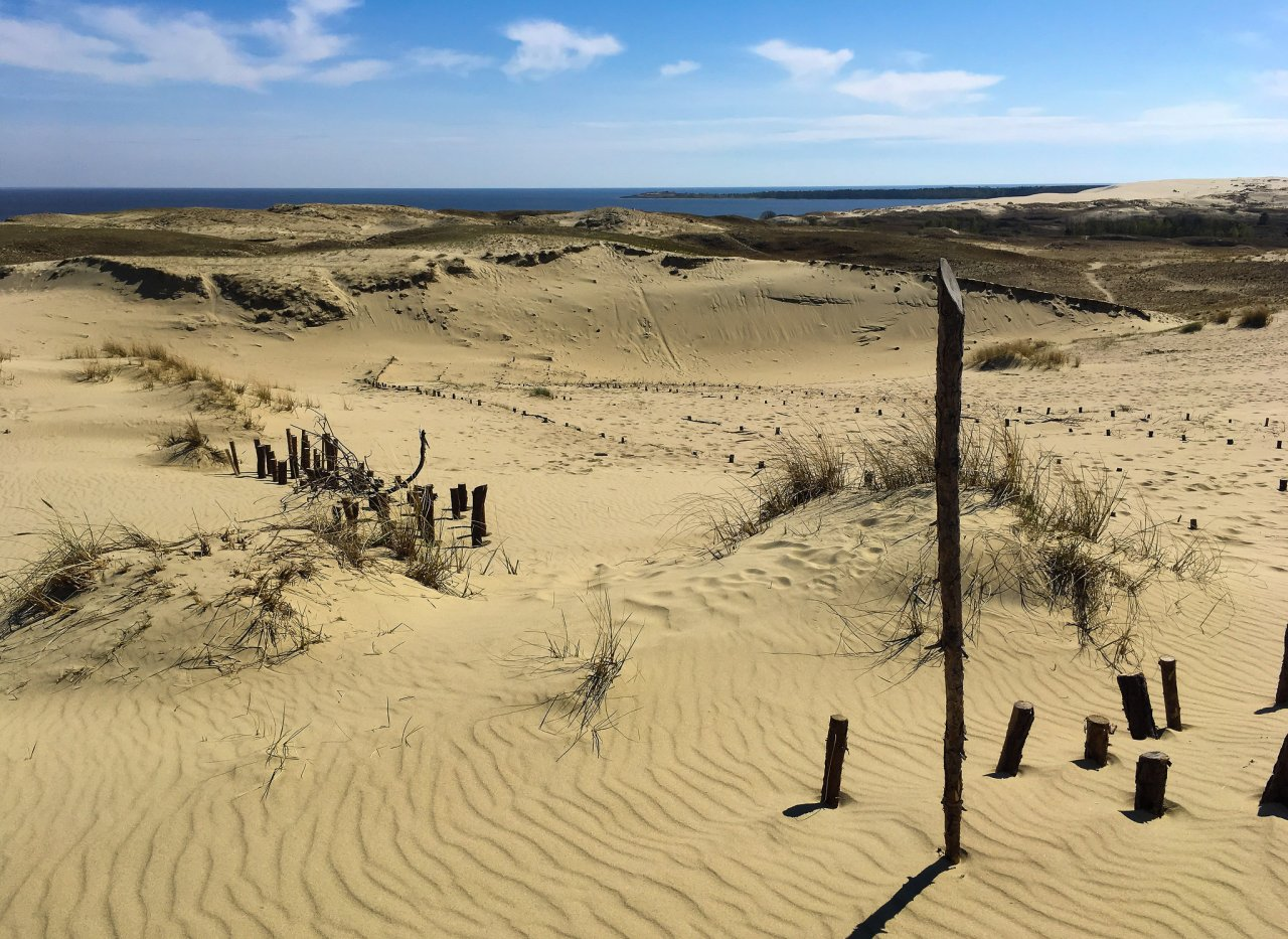 Curonian Spit, Best places to visit in Russia