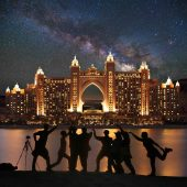 Dubai, United Arab Emirates, Most Visited Cities in the World