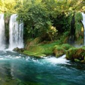 Düden Waterfalls, Top tourist attractions in Antalya