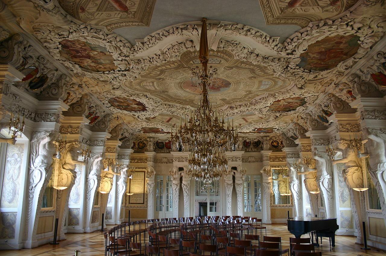 Ehrenburg Palace, Castles in Germany
