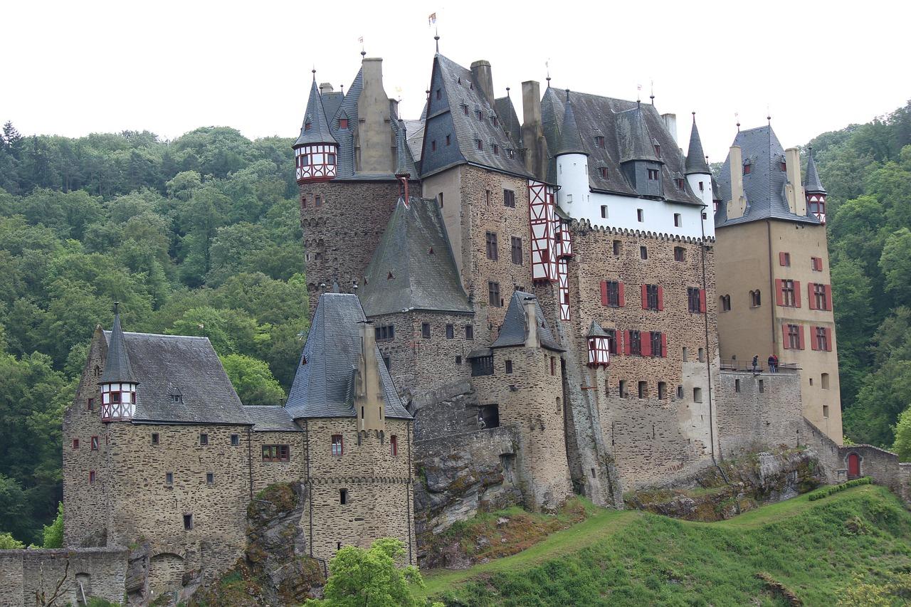 Eltz Castle, Castles in Germany