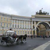 General Staff Building, Saint Petersburg, Russia