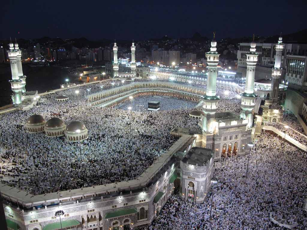 Grand Mosque (Haram), Top tourist attractions in Mecca