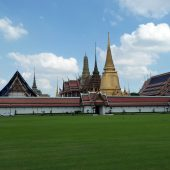 Grand Palace & Wat Pra Kaew, Top tourist attractions in Bangkok