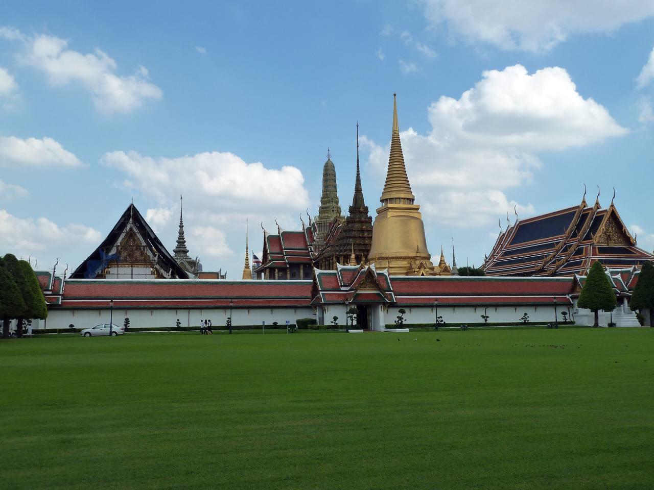 Grand Palace & Wat Pra Kaew, Top tourist attractions in Bangkok