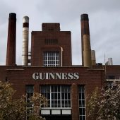 Guinness Storehouse Brewery Dublin, Ireland