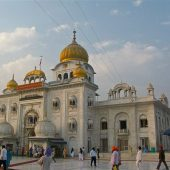 Gurudwara Bangla Sahib, Top tourist attractions in Delhi