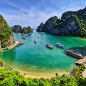 Ha Long, Vietnam