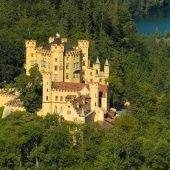Hohenschwangau Castle, Castles in Germany