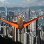 Hong Kong, China, Most Visited Cities in the World