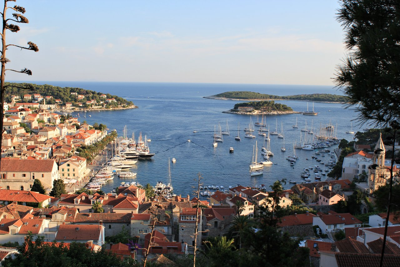 Island of Hvar, Best places to visit in Croatia