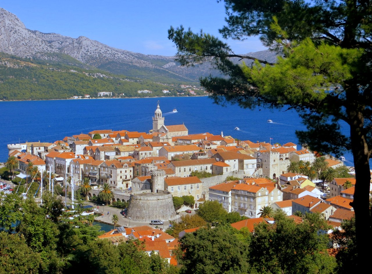 Island of Korcula, Best places to visit in Croatia